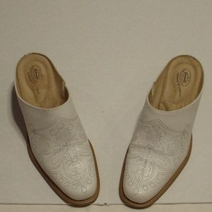 Dr. Scholl's Slip On Wedge Shoes Sz.7M